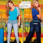 Angelica Jaramillo y Sofia Jaramillo Modelando D'Axxys Jeans Foto 33
