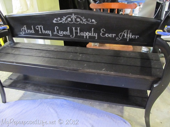 double chair bench (16)