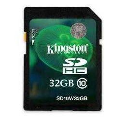 Kingston presenta la versión 32 GB