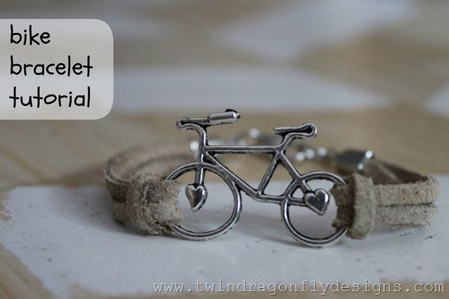 Bike Bracelet Tutorial (1)