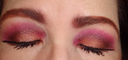 Too Faced Pardon My French Collection Look 1_eyes closed