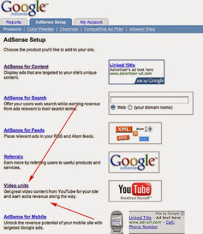 program google adsense