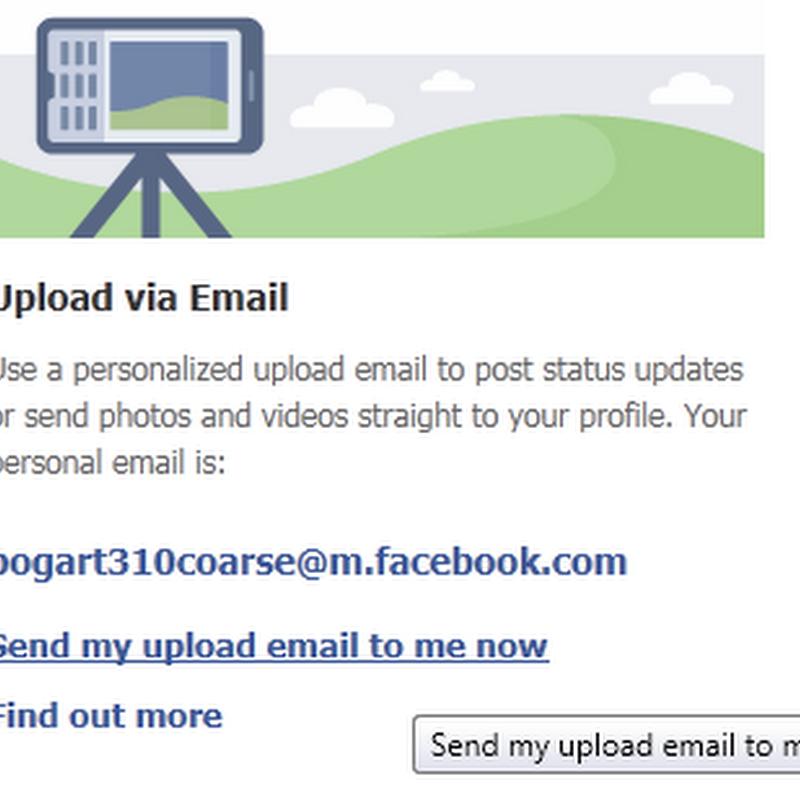 Update Facebook Status From Google Plus!