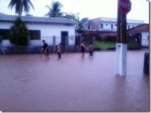 45 municípios em estado de emergência por cheia no Estado do Amazonas
