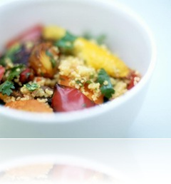 quinoa and roast vege salad