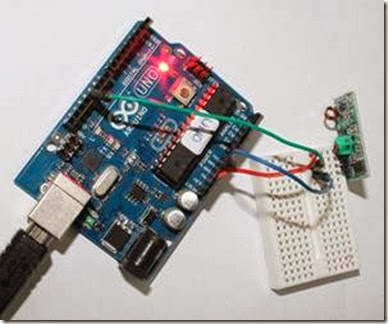 My Howtos and Projects: Arduino RF Transmitter / Receiver