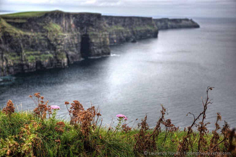 Visiting the Cliffs of Moher Ireland
