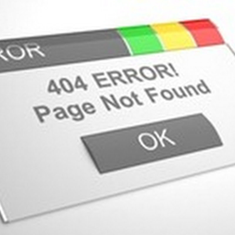 How to redirect Blogger 404 Error (Page Not Found) to homepage