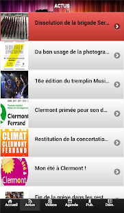 Ville de Clermont-Ferrand- screenshot thumbnail