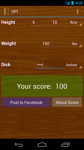 Dick Proportionality Index