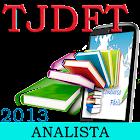 PCF0023 TJDFT Concurso Fácil icon