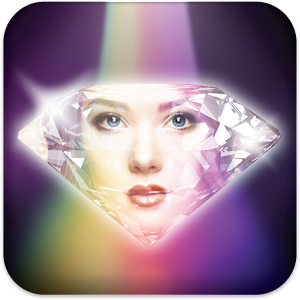 Diamond Frames Icon