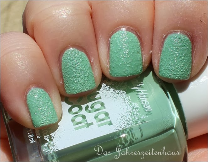 Sally Hansen Sugar Coat 600 Sour Apple