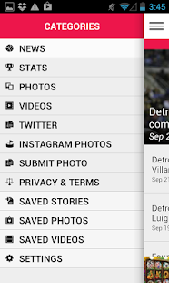 MLive.com: Pistons News - screenshot thumbnail