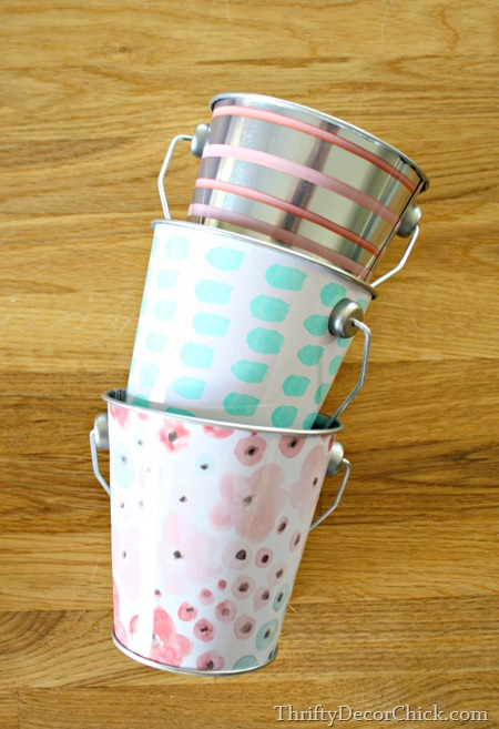 target small pails