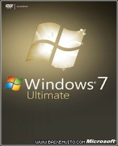 windows 7 ultimate ativado compressado 900mb