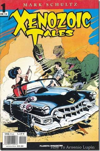 2011-10-26 - Xenozoic Tales (Cadillacs & Dinosaurs)