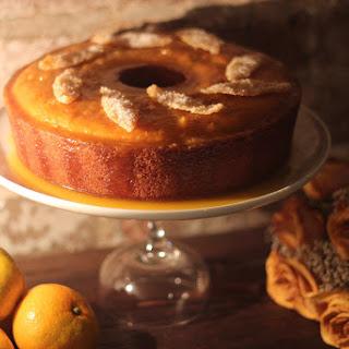 Satsuma Soak Cake