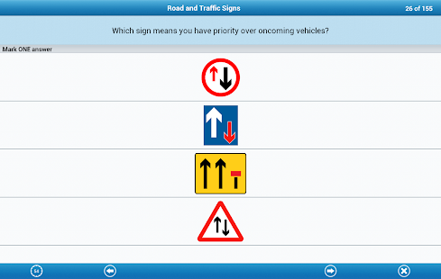 UK Driving Theory Test Lite - screenshot thumbnail