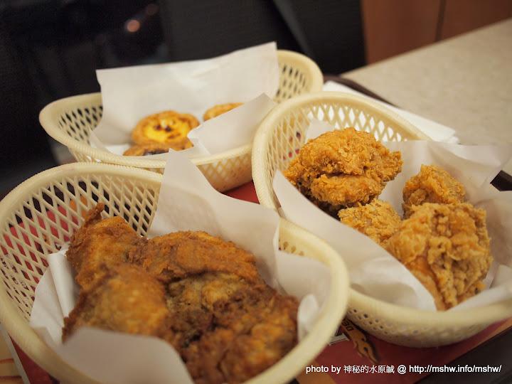 KFC吮指雞套餐