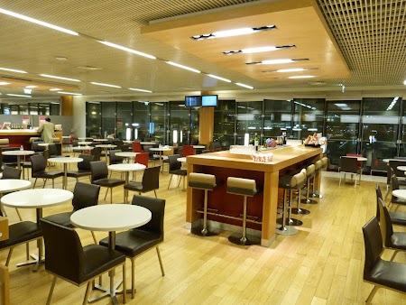 Flying Blue: Business lounge Paris