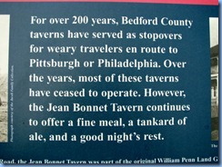 3334 Pennsylvania - Wolfsburg, PA - Lincoln Highway (US-30) - 1762 Jean Bonnet Tavern