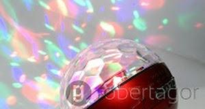 Loa Bluetooth, Đọc Thẻ Nhớ WS635BT - Led 7 màu phát sáng theo điệu nhạc