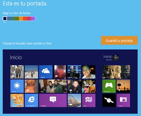 Crear foto portada con Windows 8