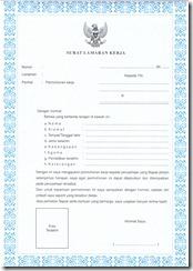 Noyan Express Contoh Surat Lamaran Dan Daftar Riwayat Hidup