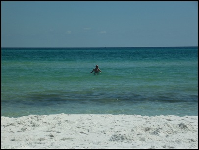Fort Pickens Beach 016