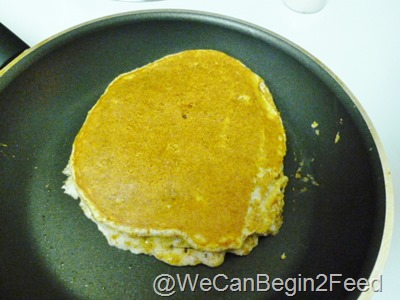 Mar 19 Easy Flax Pancakes 001