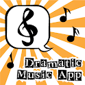 Dramatic Music App Plus logo