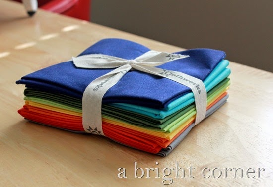 American Made Brand fat quarters