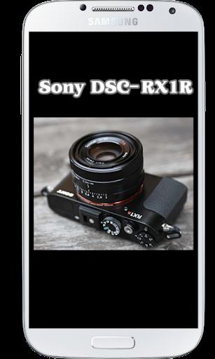 DSC-RX1R Tutorial