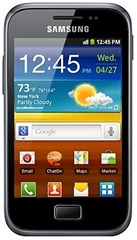 Samsung Galaxy Ace Plus android phone