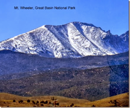 Mt. Wheeler, Great Basin National Park