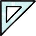 Distance Formula icon