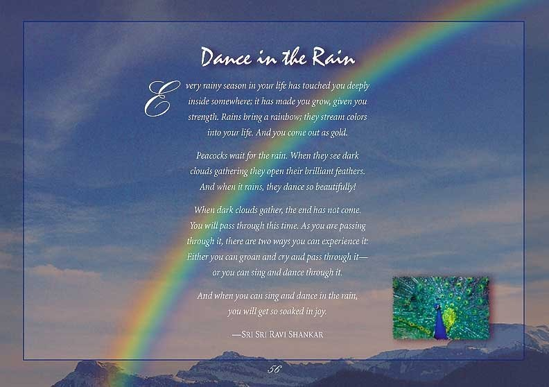Dance In The Rain Quote 2 Quotes Links