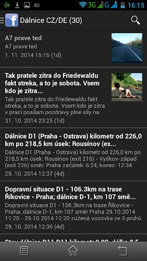 【免費旅遊App】Dálnice a silnice-APP點子