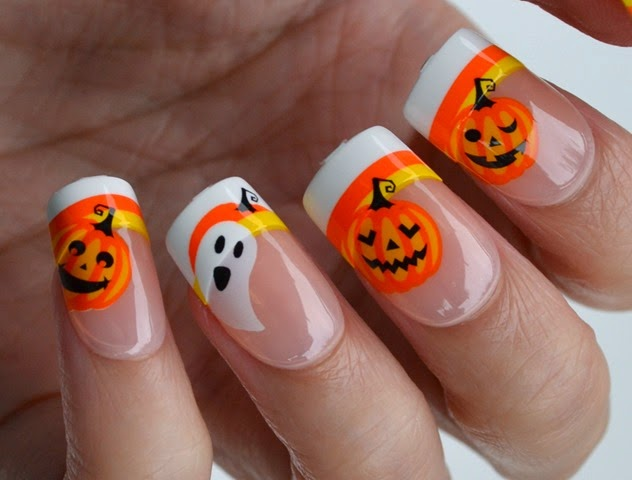 Broadway Nails Press On Manicure Halloween