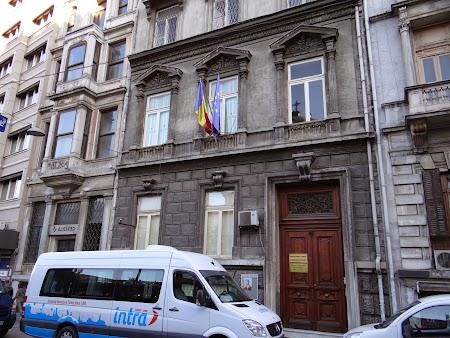 Consulatul Romaniei la Istanbul