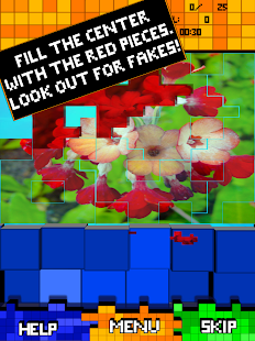 Puzzled Lite - Infinite Puzzle Screenshot 3