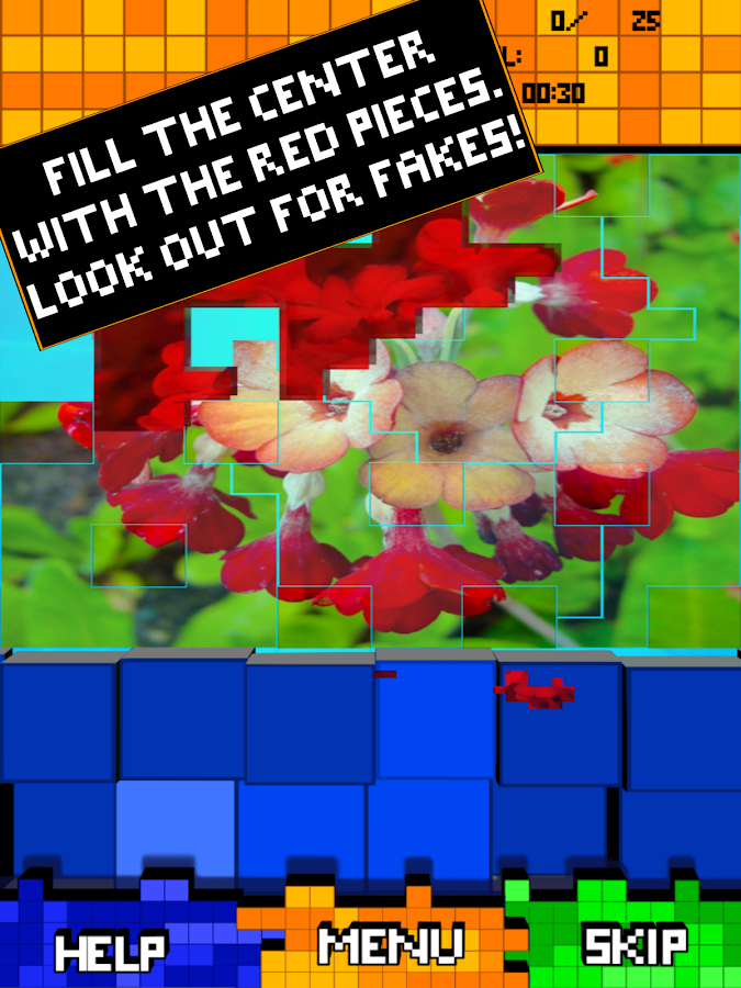 Puzzled Lite - screenshot