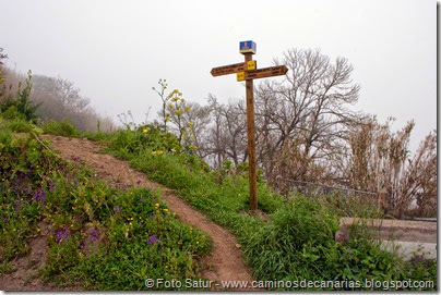 7812 Cruz Tejeda-Teror(Montaña Valero)