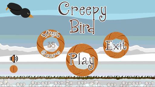 Creepy Bird