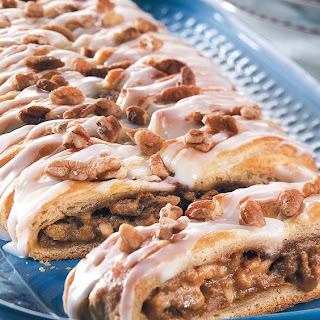 Pumpkin-Pecan Braid.
