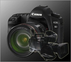 Canon 5D MarkIIa w-video