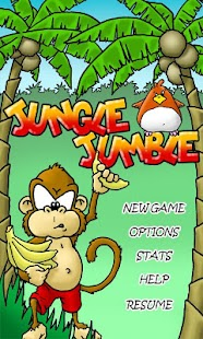Jungle Jumble - screenshot thumbnail
