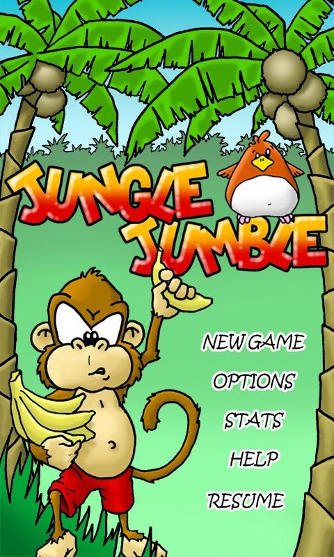 Jungle Jumble- screenshot