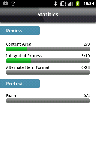Nclex RN Prometric - screenshot